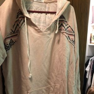 Maurice's hoodie
